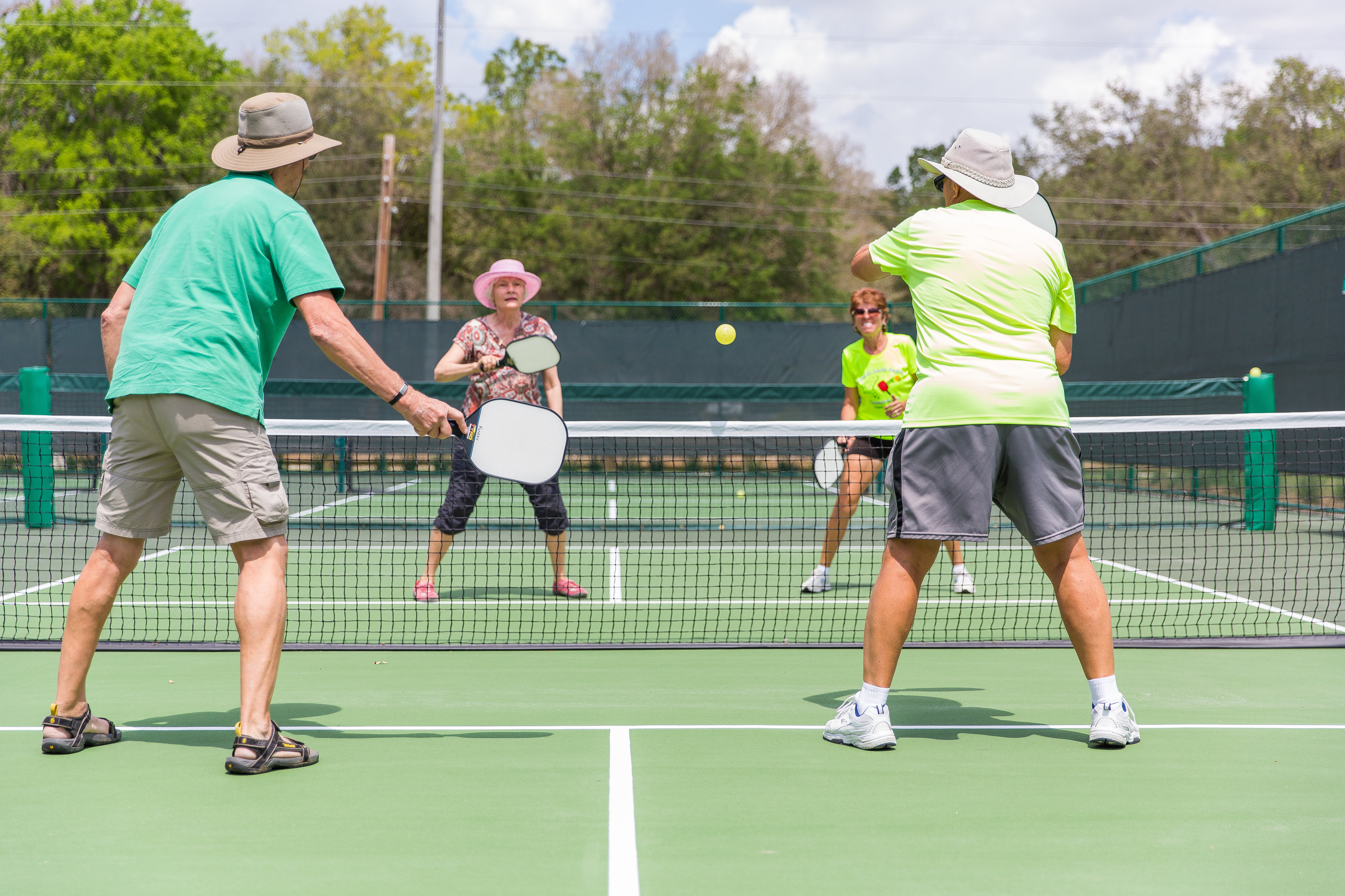 Pickleball Grand Opening Ceremony! March 5th